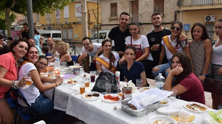 Las gachasmigas reinan en La Algaida