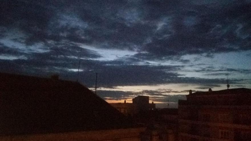 Casi -2 grados: la temperatura más baja de Castilla y León esta madrugada se registra en un pueblo de Zamora