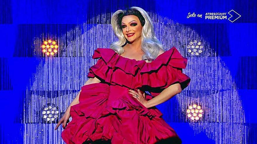 Atresmedia Premium estrenará el día 30 la versión española del concurso 'Drag Race'