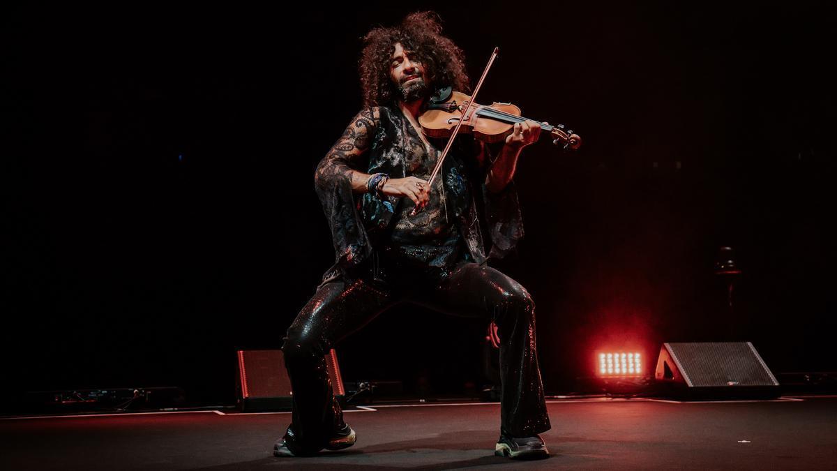 El violinista de origen armenio Ara Malikian será uno de los grandes atractivos de esta edición.