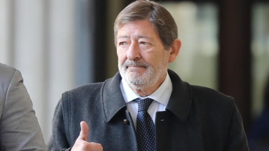 Guerrero recurrirá al Supremo la sentencia de los ERE