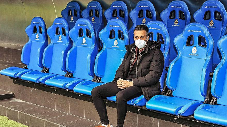El Deportivo tampoco gana con Rubén de la Barrera