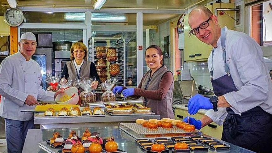 David Gil guanya la Fava de Cacau per la millor pastisseria del Pirineu