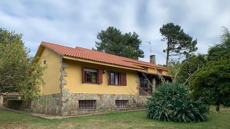 Casas en venta en Oleiros, grandes viviendas a un paso de A Coruña