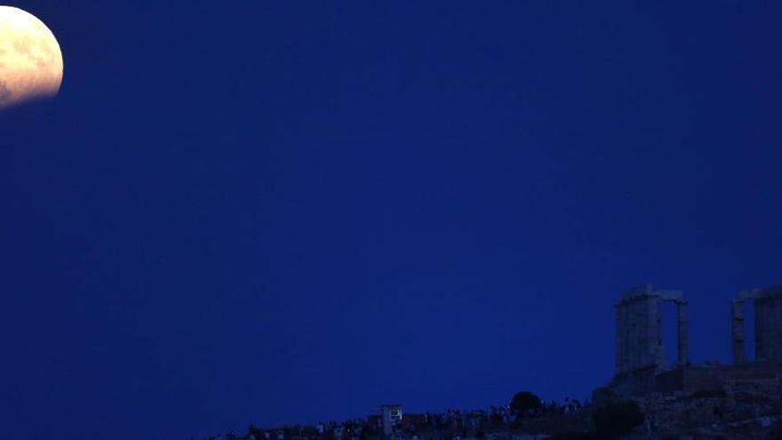 ¿Sabes cuándo y dónde se puede ver el eclipse lunar desde Elche?