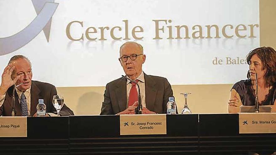 Conferencia de Josep Piqué en CaixaForum