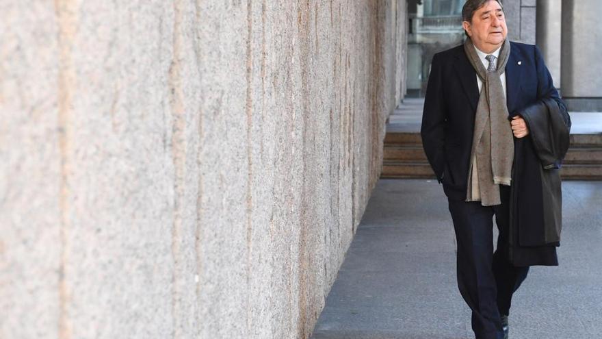 Lendoiro declarará el martes sobre el presunto amaño del Levante-Zaragoza