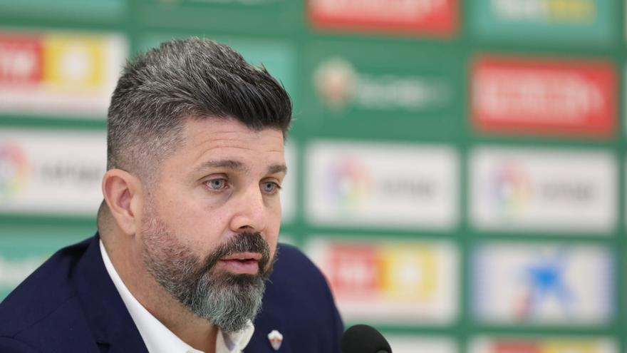"Christian Bragarnik: ""Queremos que siga Escribá y tenemos Nino para rato"""