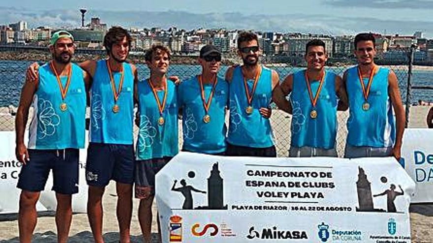 Un excanterano del Ushuaïa Ibiza, campeón de España