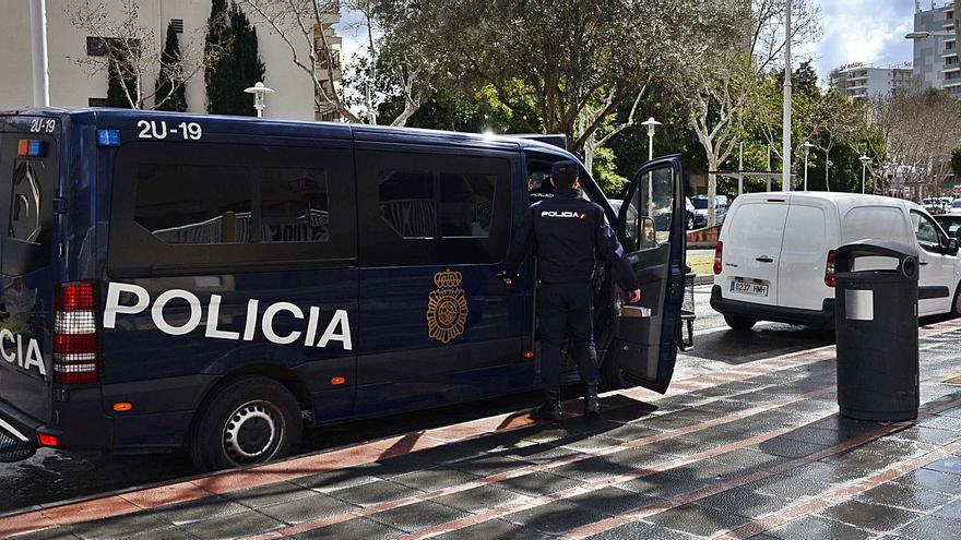 La Policía efectúa en Inca una gran operación contra el tráfico de droga