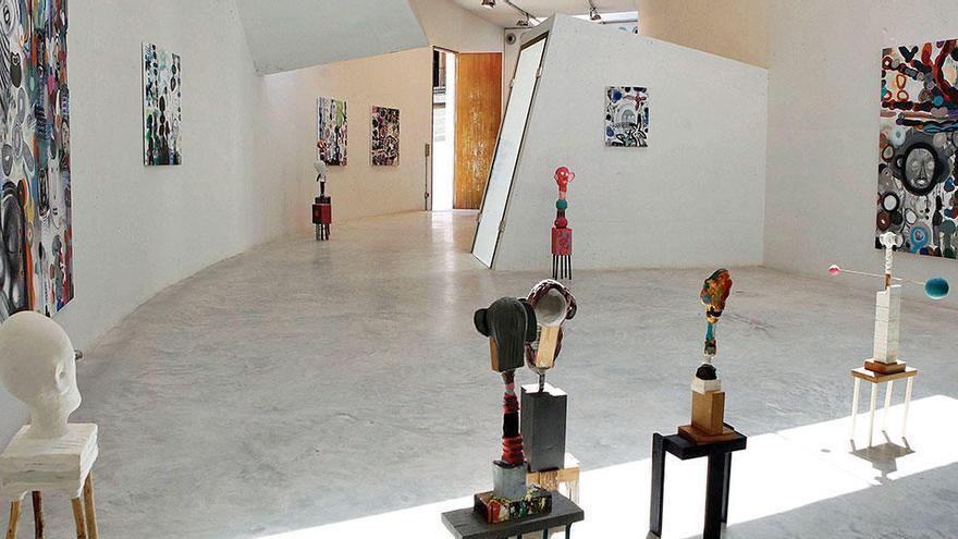 MZ-Tipp: Kunst im Libeskind-Bau in Port d'Andratx
