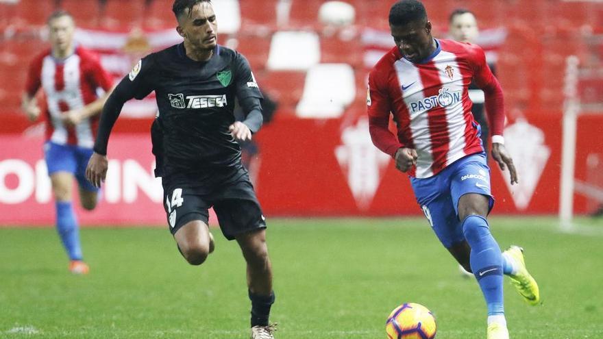 El Sporting anuncia la marcha de Neftali cedido al Córdoba
