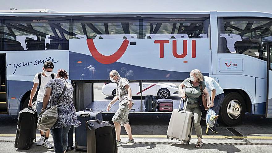 TUI pone de ejemplo las vacaciones en Mallorca por no haber influido en la covid
