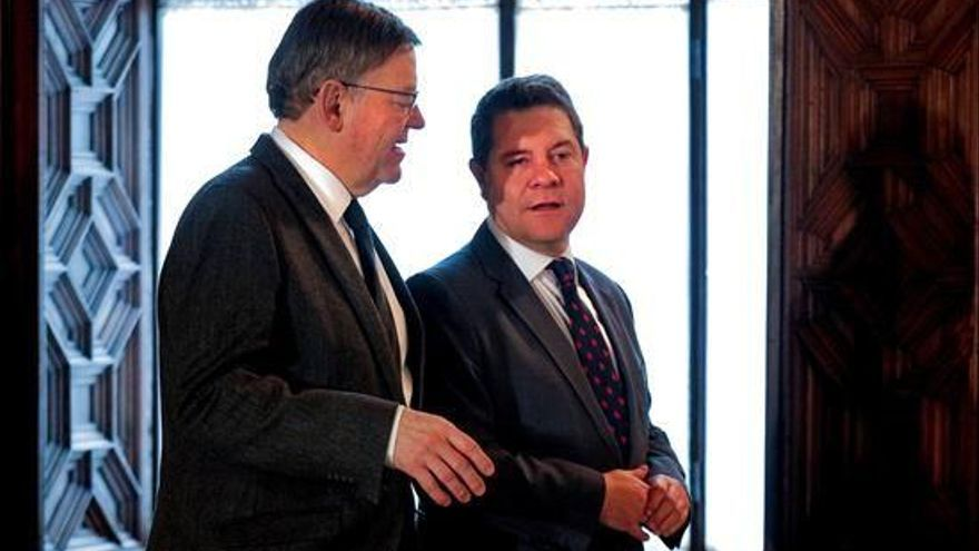 Puig y García-Page piden que la nueva financiación blinde servicios públicos