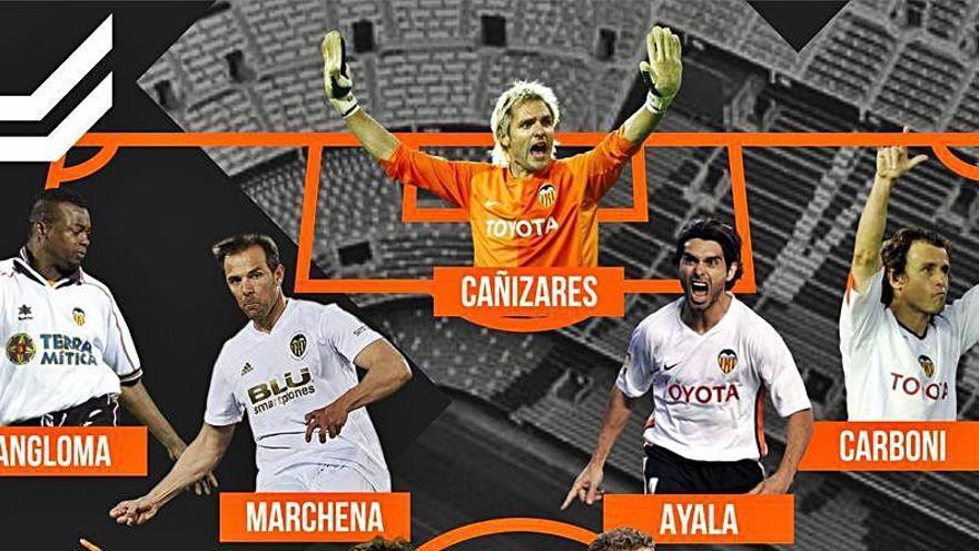 Descubre el error en el once del Valencia CF del siglo XXI