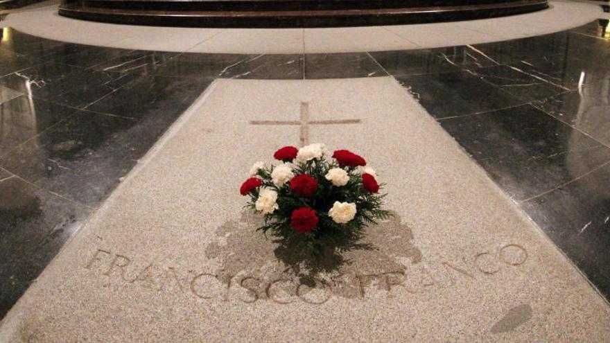 La familia pide al Supremo una aclaración sobre la exhumación de Franco