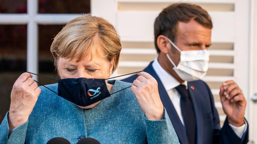 Francia y Alemania ofrecen asilo a Navalni