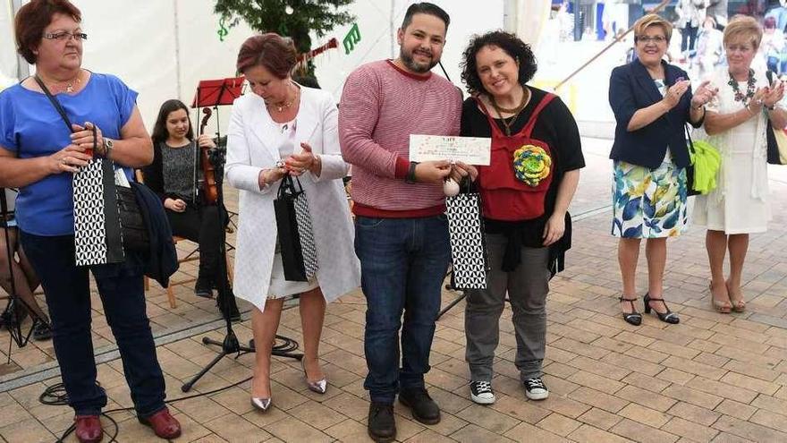 Arteixo entrega los premios a los mejores Maios