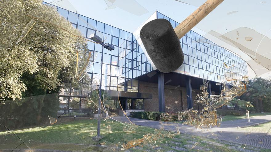 Zona Franca reactiva para López Mora su plan de un centro de negocios tras el rechazo de la UVigo