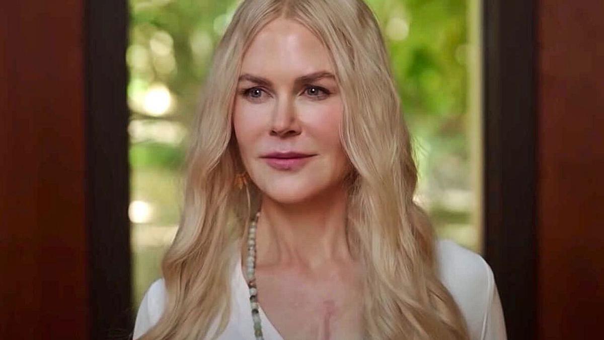 La actriz australiana  en la serie de  Amazon.  l-emv