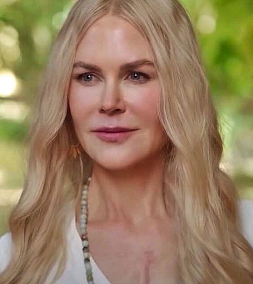 Namaste con Nicole Kidman