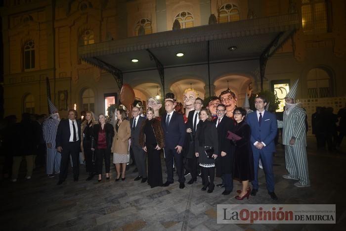 Gala Sardinera y Pitocrónica en el Teatro Romea