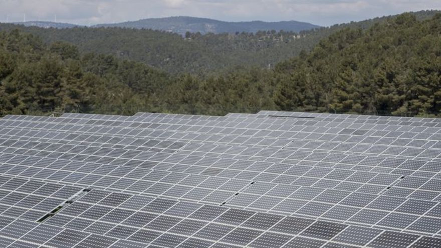 Acciona proyecta un parque solar que ocupa 600 campos de fútbol en este municipio de Castellón