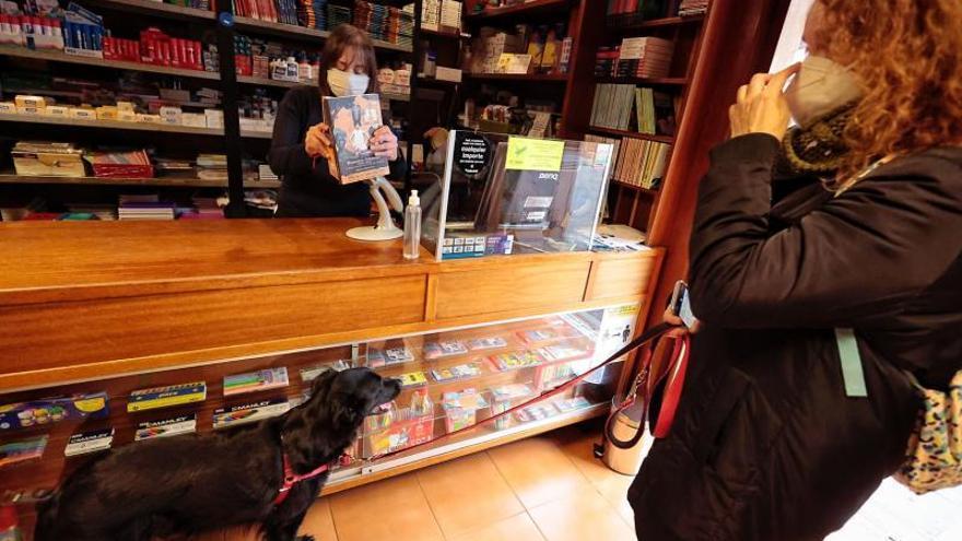 La librería más antigua de Tenerife