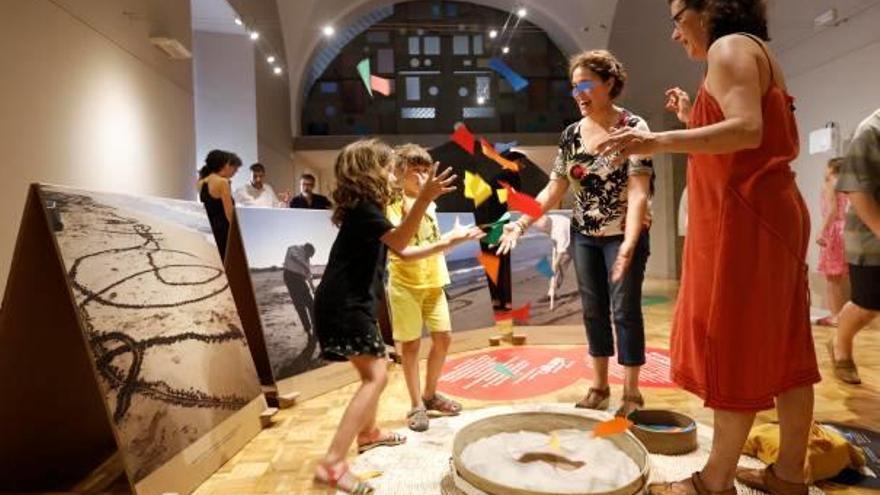 La Casa de Cultura juga amb Joan Miró