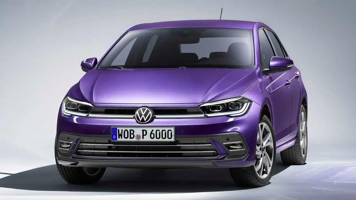 Nuevo Volkswagen Polo, cambios estéticos y salto tecnológico