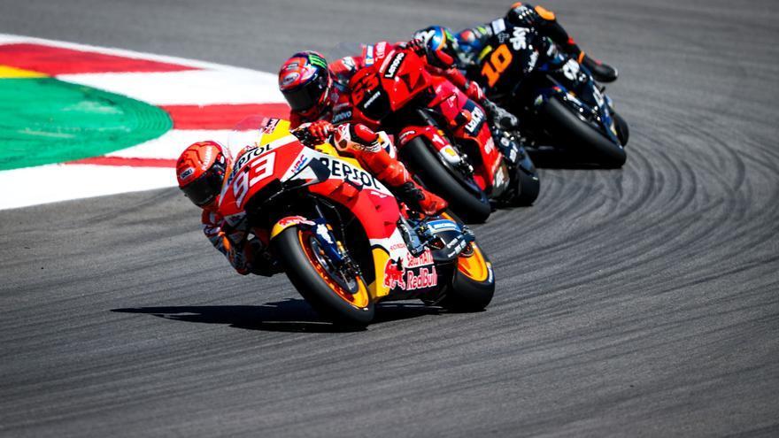 Horario de MotoGP: Gran Premio de Alemania en el Circuito de Sachsenring