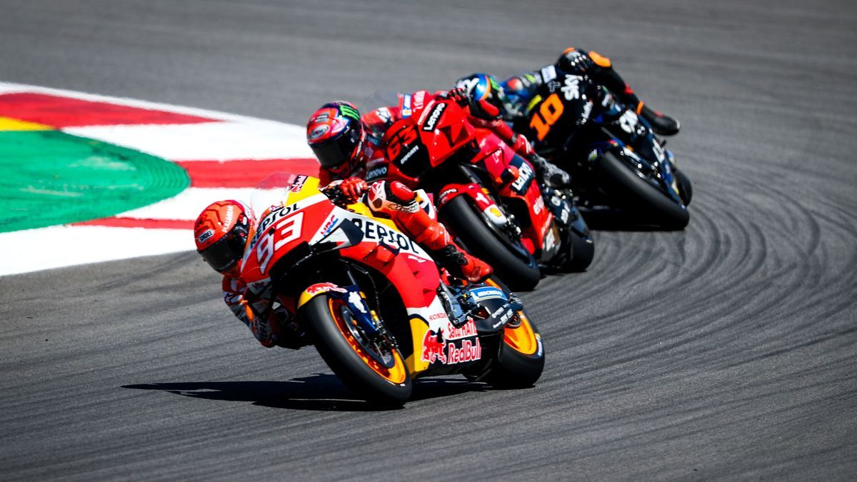 Horario del GP de Alemania de MotoGP en Sachsenring.