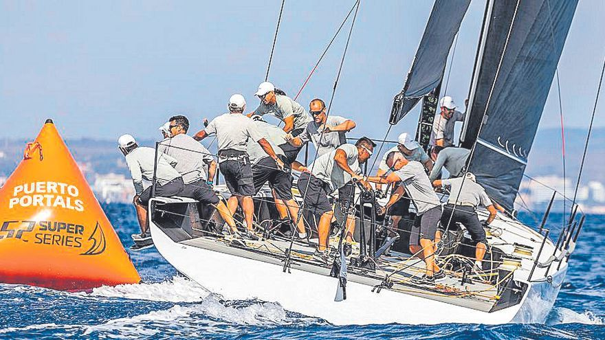 El Sled gana la segunda jornada en la Puerto Portals Super Series