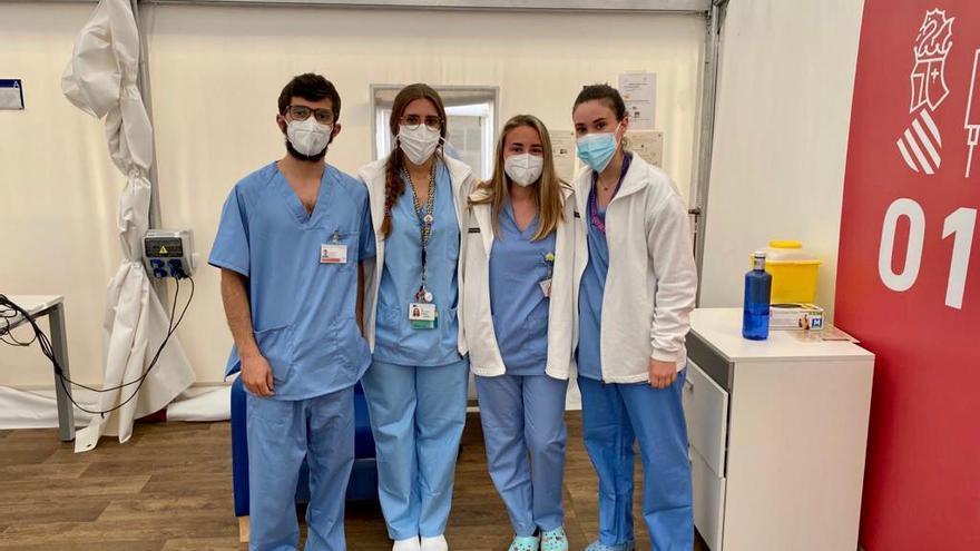 Seguridad en tiempos de duda: las enfermeras que nos vacunan contra la covid
