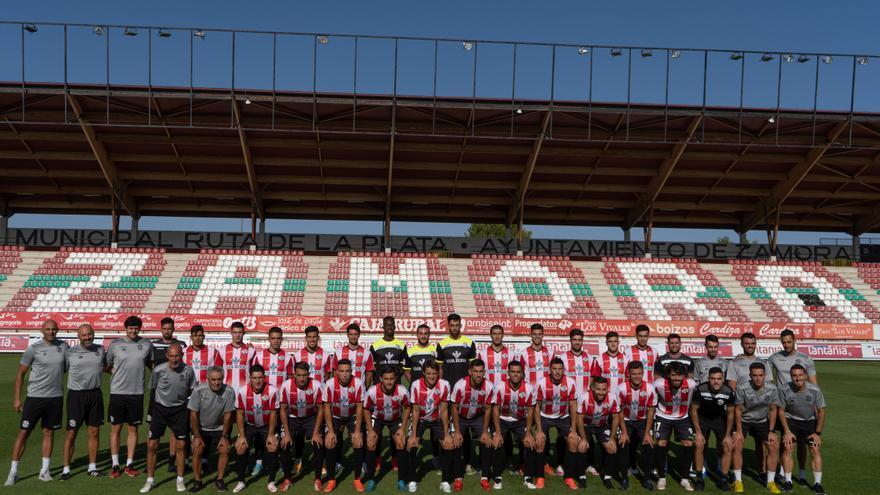 El Zamora CF estrena la Primera RFEF