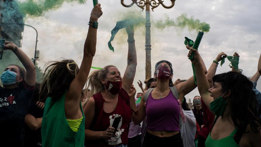 El Senado argentino comienza a debatir la ley del aborto