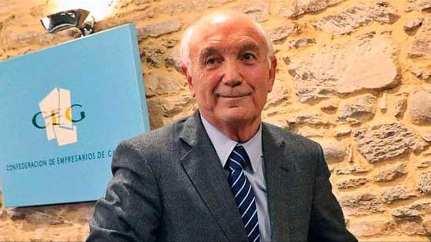 La patronal gallega busca presidente
