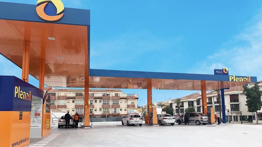 Plenoil: gasolineras autoservicio abiertas y seguras 24 horas
