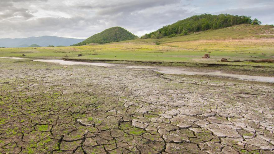 Las tierras secas no se están secando más