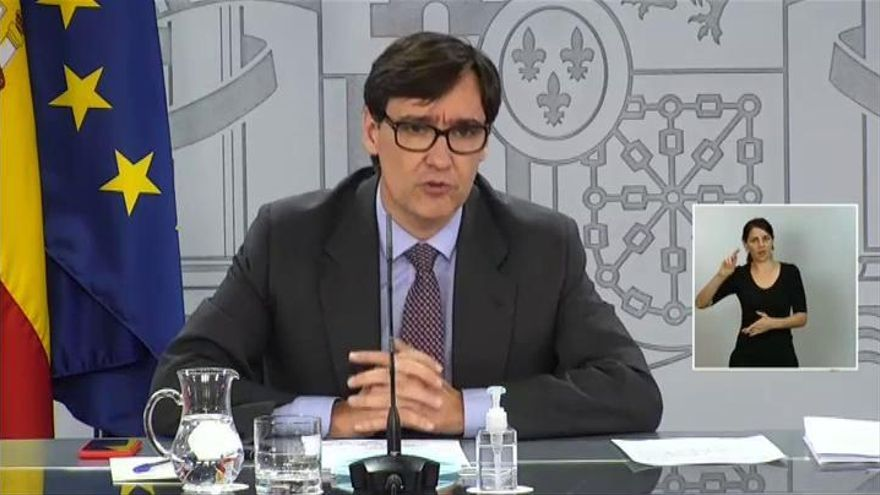Illa y Madrid llegan a un acuerdo que evita la toma de control sanitario