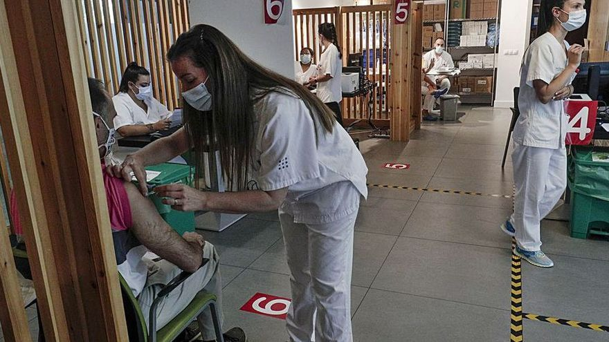 Landeskrankenhaus Son Espases schafft Platz für neue Covid-Patienten
