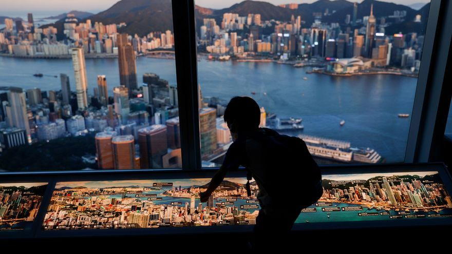 Siete políticos estarán al menos 11 meses en prisión por una protesta en Hong Kong