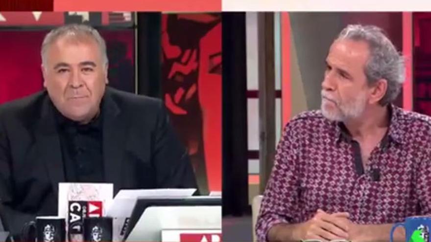 Tensa entrevista a Willy Toledo en LaSexta
