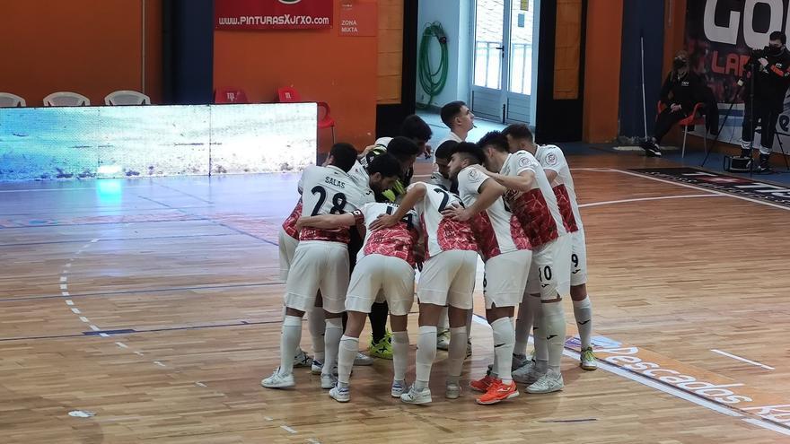 ElPozo empata en Burela antes de la Final Four de la Copa del Rey (6-6)