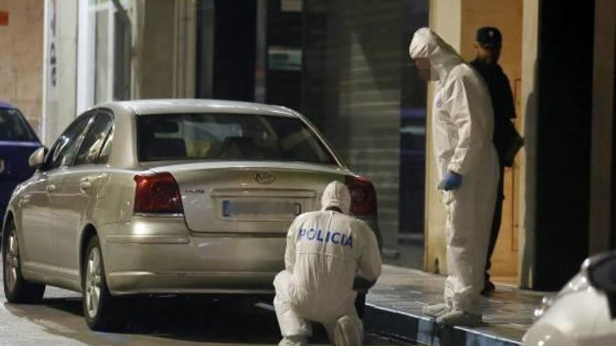 Busquen 2 persones per la mort d'un nen de 8 anys a Alacant