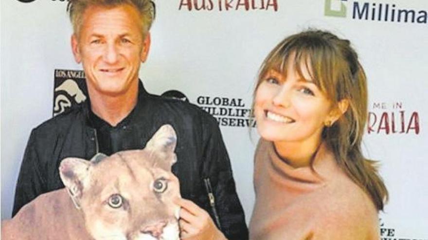 Sean Penn se casa con una intérprete de 28 años