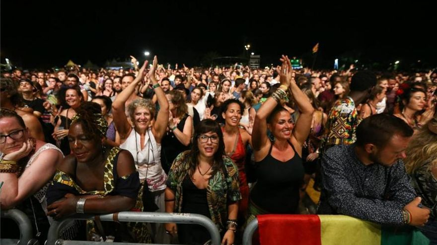 El Rototom atrae a 220.000 asistentes de 98 países