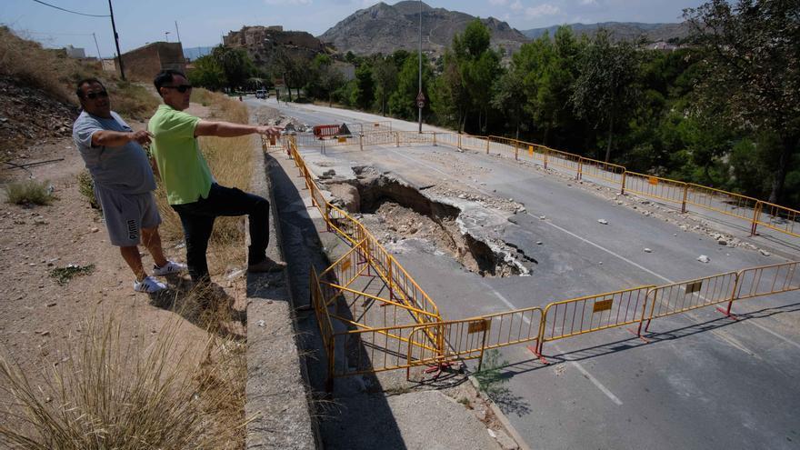 Elda pide 300.000€ a la Diputación para renovar el Paseo de la Mora