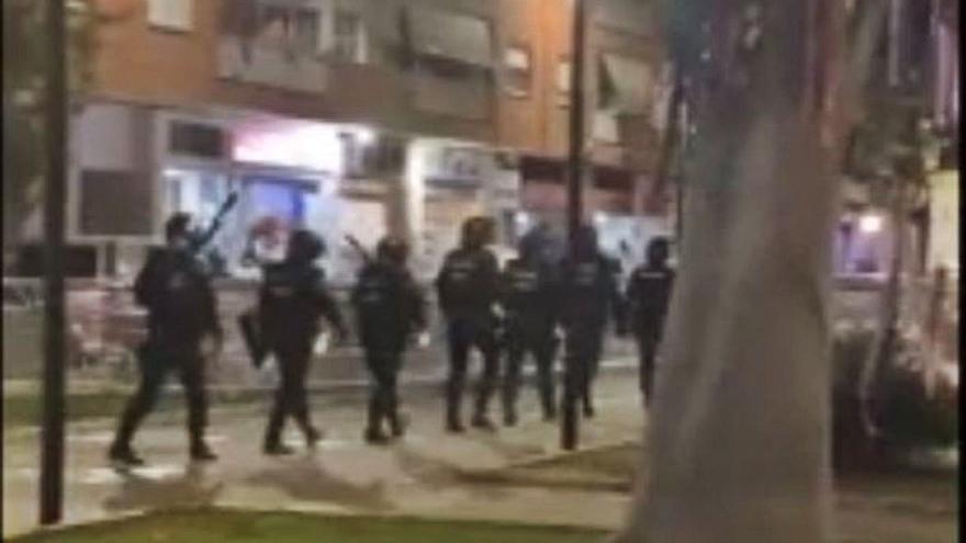 La Guardia Civil desactiva otra pelea con 150 jóvenes en l'Eliana