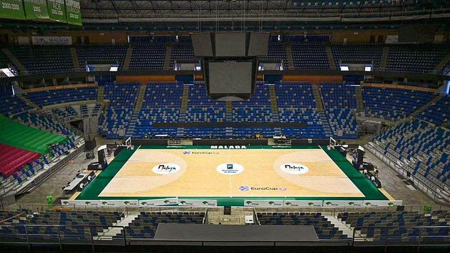 El Unicaja elige jugar la Basketball Champions League
